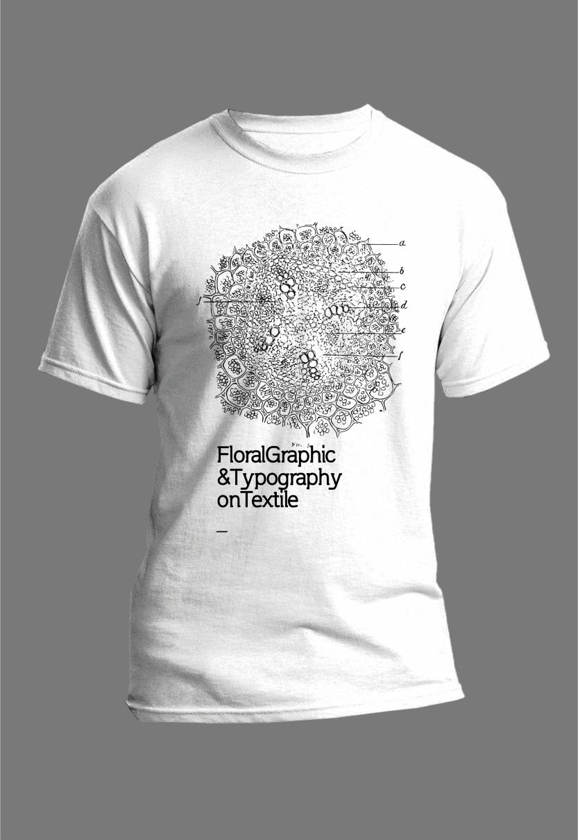Image pour le Site Bocrew - Floral & Typography